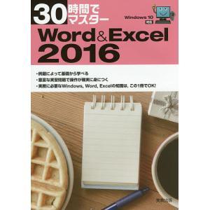 30時間でマスターWord & Excel 2016/実教出版編修部