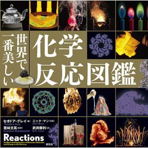 世界で一番美しい化学反応図鑑/セオドア・グレイ/ニック・マン/若林文高