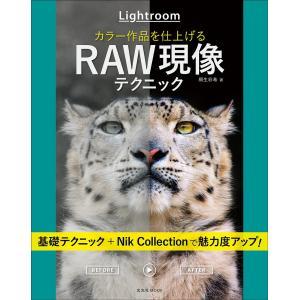 Lightroomカラー作品を仕上げるRAW現像テクニック/桐生彩希