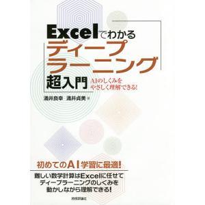 Excelでわかるディープラーニング超入門 AIのしくみをやさしく理解できる!/涌井良幸/涌井貞美