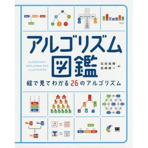 アルゴリズム図鑑 絵で見てわかる26のアルゴリズム/石田保輝/宮崎修一