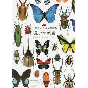 日曜はクーポン有/ 世界でいちばん素敵な昆虫の教室/須田研司/森山晋平 bookfan PayPayモール店