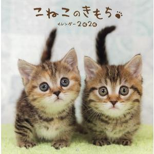 '20 こねこのきもちカレンダー/小川晃代/湯沢祐介