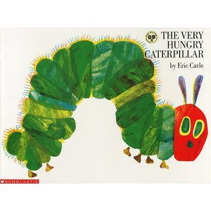 THE VERY HUNGRY CATERPILLAR/EricCarle