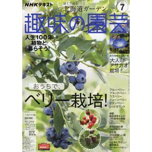 NHK 趣味の園芸 2020年7月号