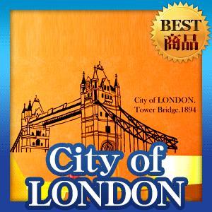 ウォールステッカー 転写式タイプ ロンドンの都市|bora