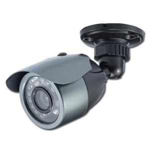 屋外防水仕様カラー赤外線暗視カメラ|borderless