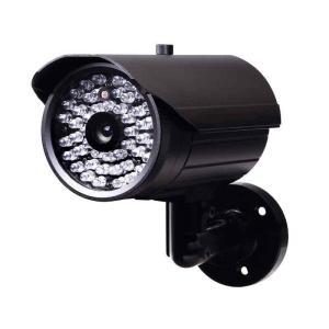 防水仕様カラー赤外線防犯カメラ(大型タイプ)|borderless