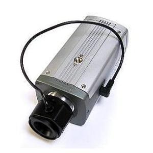 超高感度デジタルカラー防犯カメラ|borderless