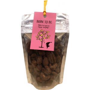 「期間限定」Beauty Choco Nuts 90g 有機アーモンド 有機カシュー 有機ピーカン 有機くるみ 有機レーズン  有機チョコレート|born-to-be
