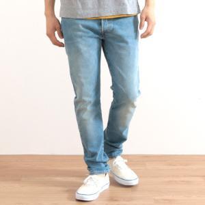 世界で最も有名なジーンズをすっきりと、どんなシーンにも合わせられるよう、よりスリムなレッグにカスタマ...