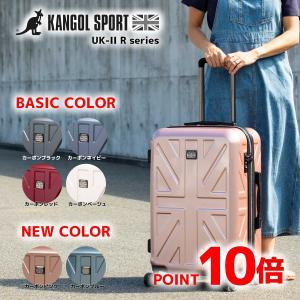 キャリーケース スーツケース キャリーバッグ KGSP UK-IIRシリーズ 22インチ拡張型ジッパータイプ(850-8810)|borsa-uomo