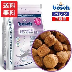 ボッシュ bosch ライフプロテクション シニア エイジ&ウエイト ドッグフード  (11.5kg)|bosch-bellen