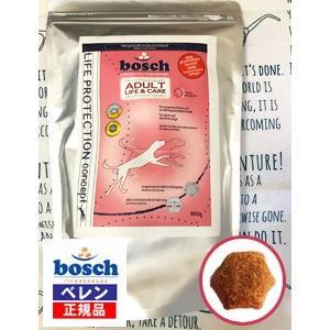 ボッシュ(bosch) ライフプロテクションアダルトライフ&ケアドッグフード (0.95kg)