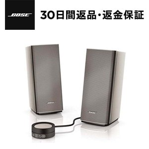 BOSE Companion 20 multimedia speaker system PCスピーカ...