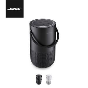 BOSE Portable Smart Speaker ワイヤレス ポータブルスマートスピーカー ボ...