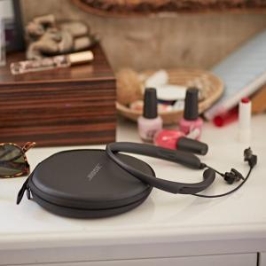 【ボーズ公式ストア】 Bose QuietControl 30 wireless headphones : ワイヤレスノイズキャンセリングイヤホン ネックバンド式/リモコン・マイク付き|bose|06