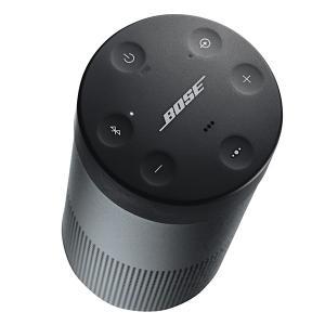 【ボーズ公式ストア】 Bose SoundLink Revolve Bluetooth speaker : Bluetoothスピーカー ポータブル/ワイヤレス/360°サウンド/Bluetooth・NFC対応/IPX4防滴|bose|03