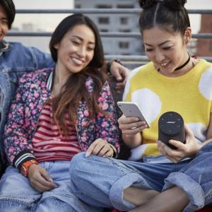 【ボーズ公式ストア】 Bose SoundLink Revolve Bluetooth speaker : Bluetoothスピーカー ポータブル/ワイヤレス/360°サウンド/Bluetooth・NFC対応/IPX4防滴|bose|06