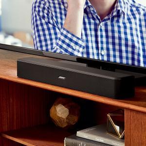 【ボーズ公式ストア/送料無料】Bose Solo 5 TV sound system : ワイヤレスサウンドバー Bluetooth対応|bose|04