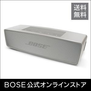 【ボーズ公式ストア】 Bose SoundLink Mini Bluetooth speaker II : Bluetoothスピーカー ポータブル/ワイヤレス|bose|02