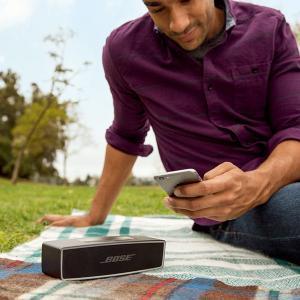 【ボーズ公式ストア】 Bose SoundLink Mini Bluetooth speaker II : Bluetoothスピーカー ポータブル/ワイヤレス|bose|04