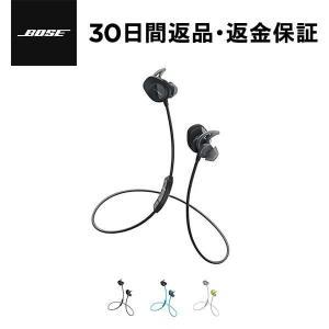 【ボーズ公式ストア】 Bose SoundSport wireless headphones : ワイヤレスイヤホン 防滴/Bluetooth・NFC対応/リモコン・マイク付き|bose