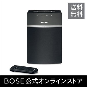 20%OFF ワイヤレススピーカー Bose SoundTouch 10 wireless music system / ボーズ公式ストア|bose