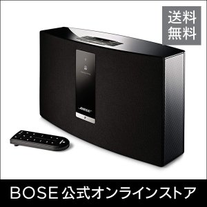 【ボーズ公式ストア】 Bose SoundTouch 20 Series III wireless music system : ワイヤレススピーカー Bluetooth・Wi-Fi対応