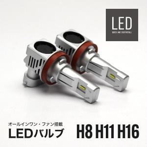 LEDフォグランプ 12000LM LED フォグ H8 H11 H16 LED ヘッドライト LE...