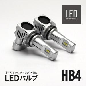 LEDフォグランプ 12000LM LED フォグ HB4 LED ヘッドライト HB4 LEDバル...