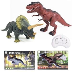赤外線RC ジュラザウラーミニ 9020 YY PR3 トップエース ラジコン おもちゃ 恐竜 トリケラトプス ティラノサウルス