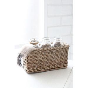 商品説明 シンプルなデザインが魅力的★ オシャレな花瓶や小物入れとしてはもちろん置いておくだけでも空...
