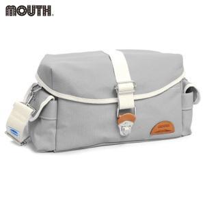 カメラショルダーバッグ カメラバッグ MOUTH Delicious Tackle Bag デリシャス タックルバッグ MJS14035-GRAY|bostonclub