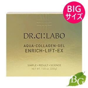 【お得なBIGサイズ】ドクターシーラボ アクアコラーゲンゲル エンリッチリフトEX 200gの画像