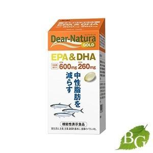 アサヒ ディアナチュラ ゴールド EPA&DHA 90粒 (15日分) botanic-garden