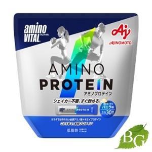 味の素 アミノバイタル アミノプロテイン (バニラ味) 30本入り