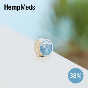 【ヘンプメッズ(hempmeds)社製】  フルスペクトラムカンナビジオール最高値の38%!  RS...