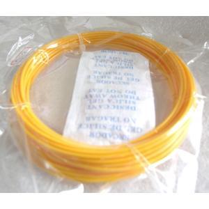 【製品概要】 素材:ABS樹脂 色:黄色 直径:1.75mm +/- 0.05mm 真円度:1.75...