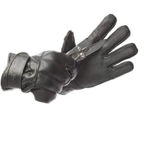 特殊素材ケブラーで刃物から手を守る インナーには鉛の砂が入ってるので強度・耐熱性・対摩耗性もより強力...