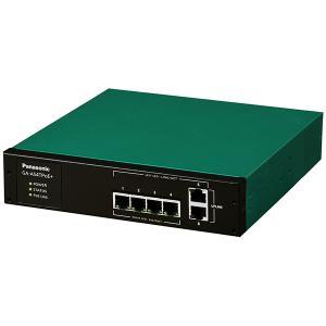 PN25048 PoE給電スイッチングハブ Panasonic