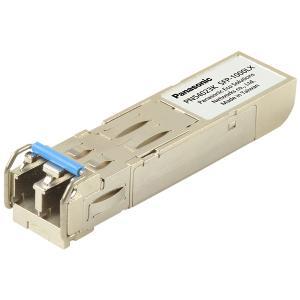 Panasonic 1000BASE-LX SFPモジュール LCコネクタ:シングル10km(PN54023K) パナソニック 防犯カメラ 監視カメラ【RD-PPN54023K】 bouhansengen