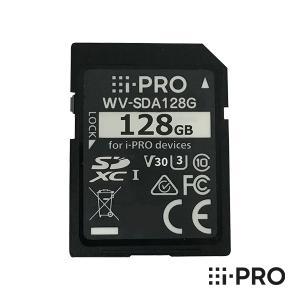 Panasonic パナソニック WV-SDA128G i-PRO機器専用SDメモリーカード(128...