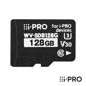 Panasonic パナソニック WV-SDB128G i-PRO機器専用microSDメモリーカー...