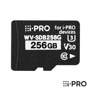 Panasonic パナソニック WV-SDB256G i-PRO機器専用microSDメモリーカー...