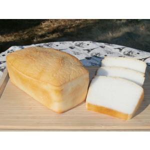 小麦・卵・乳製品を使わないアレルギー対応の米粉のみで作った食パンです。米粉独特のホロッとした食感をお...