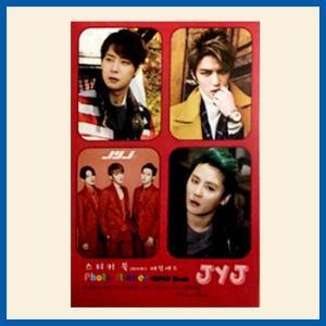 送料無料★JYJ 48枚セットステッカーブック |bounceshop