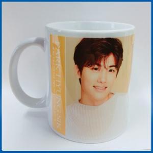 送料無料☆パクヒョンシク パク・ヒョンシク マグカップ   [cup1025-3]|bounceshop