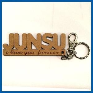 代引き不可★送料無料☆JYJ JUNSU ジュンス キーホルダー|bounceshop