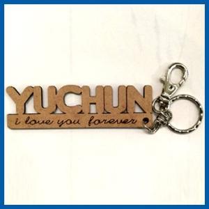 代引き不可★送料無料☆JYJ YUCHUN ユチョン キーホルダー|bounceshop